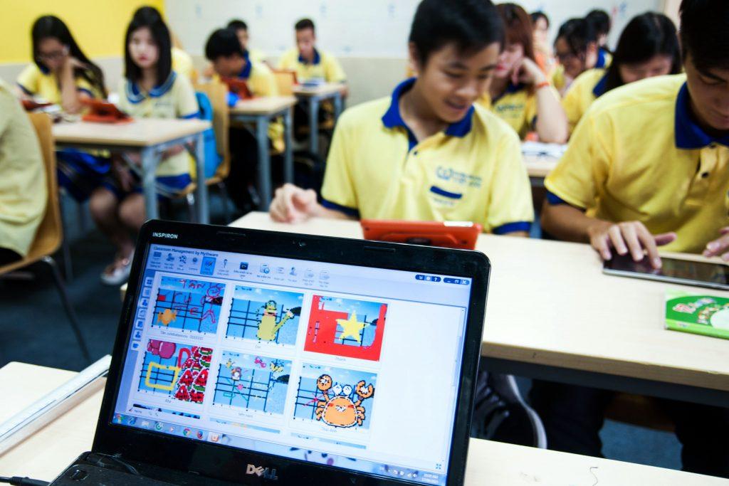 Công nghệ thông tin và vai trò quan trọng trong giáo dục