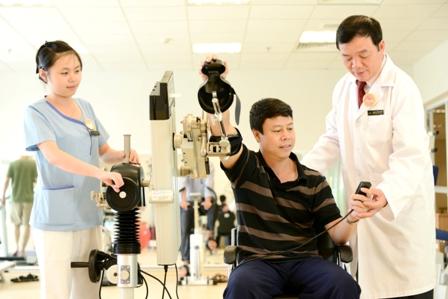 Công việc của Kỹ thuật viên vật lý trị liệu phục hồi chức năng