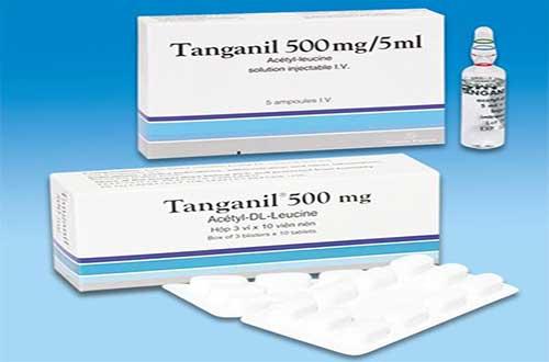 Hướng dẫn cách sử dụng thuốc Tanganil 500mg an toàn