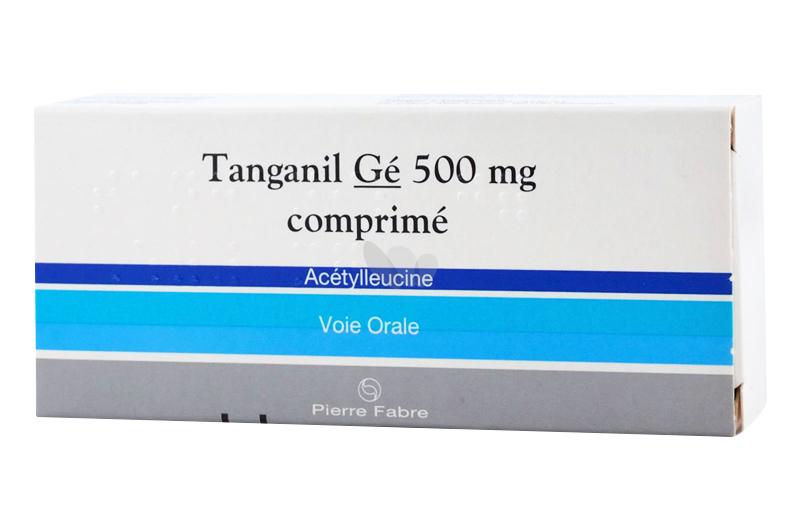 Tác dụng của thuốc Tanganil 500mg