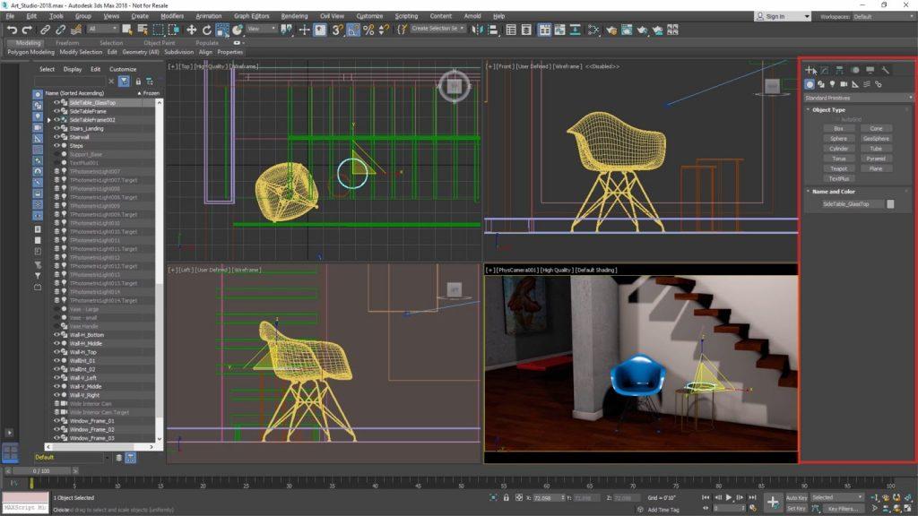 Thiết kế đồ họa 3D là gì? Một số phần mềm thiết đề đồ họa 3D miễn phí