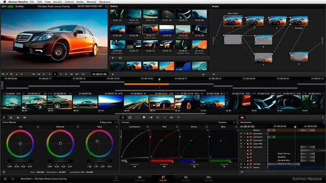 Phần mềm chỉnh sửa video chuyên nghiệp nhất hiện nay