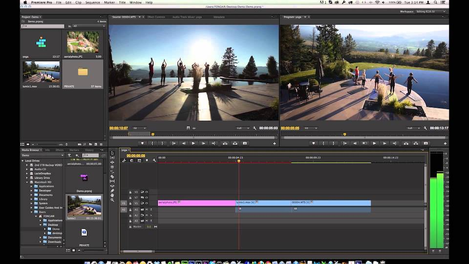 phần mềm chỉnh sửa video chuyên nghiệp