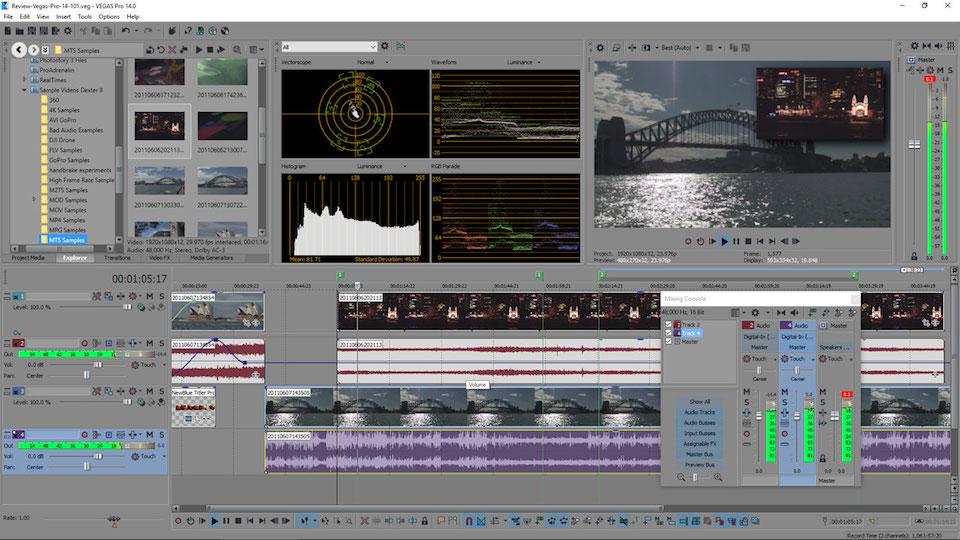 phần mềm chỉnh sửa video chuyên nghiệp miễn phí