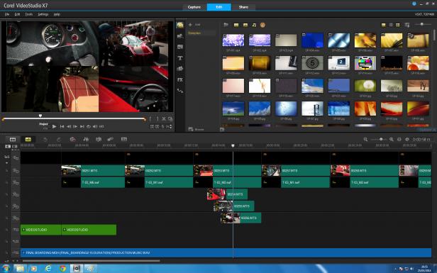 phần mềm edit video chuyên nghiệp