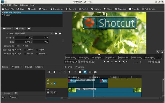 phần mềm chỉnh sửa video đơn giản