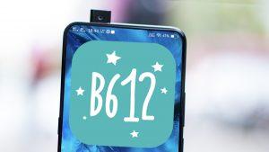 App B612 chụp ảnh đẹp cho iphone