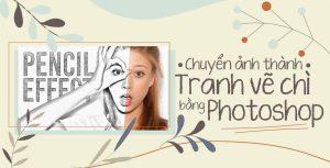 Thêm hình vẽ trong photoshop