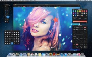 Các tác dụng từ công cụ photoshop