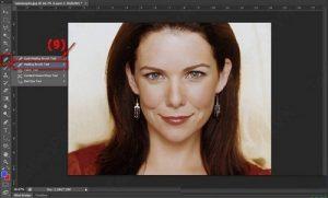 Action làm trắng da trong photoshop